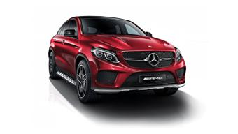 Mercedes Benz GLE Coupe 43 4MATIC