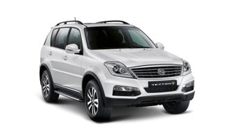 Toyota Fortuner Vs Ssangyong Rexton