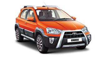 Toyota Etios Cross V 1.5L Petrol