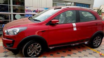 Ford Freestyle to get new paint scheme and adjustable rear headrests