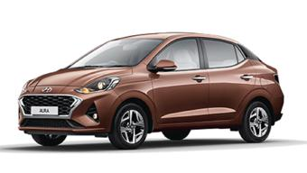 Upcoming Hyundai Aura interior revealed