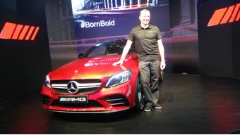 Mercedes-AMG C43 Coupe debuts in India for Rs 75 lakhs