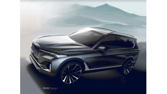 BMW X8 Image