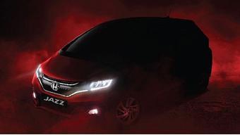 Honda Jazz BS6 Image