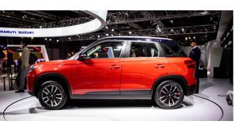 Upcoming Toyota  Urban Cruiser