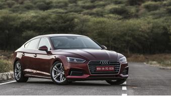 Audi New A5- Expert Review