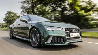 Audi RS 7 Sportback- Expert Review