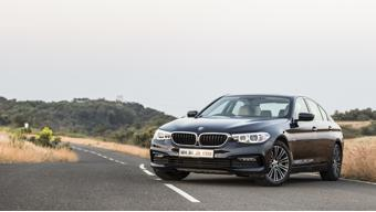 BMW 5 Series- Expert Review