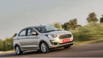 Ford Aspire- Expert Review