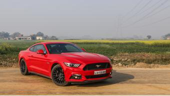 Ford Mustang- Expert Review