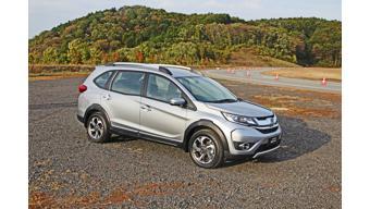 Honda BR-V- Expert Review