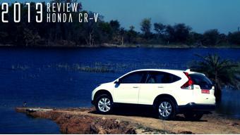 Honda CR-V- Expert Review