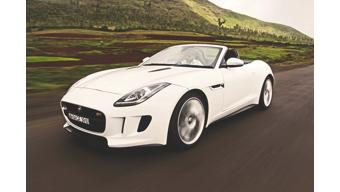 Jaguar F TYPE- Expert Review
