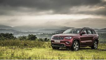 Jeep Grand Cherokee- Expert Review