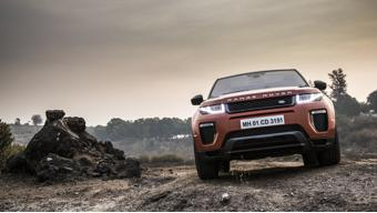Land Rover Range Rover Evoque- Expert Review