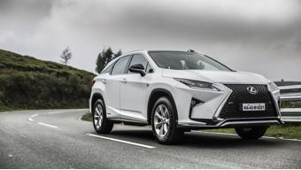 Lexus RX- Expert Review
