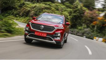 MG Hector- Expert Review