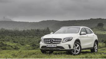 Mercedes Benz GLA Class- Expert Review