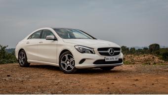 Mercedes Benz CLA Class- Expert Review