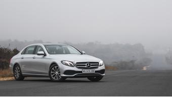Mercedes Benz E Class- Expert Review
