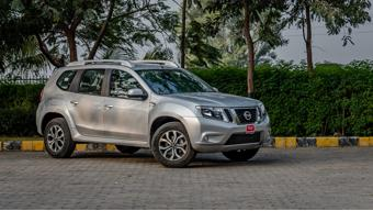 Nissan Terrano- Expert Review