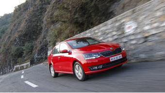 Skoda Rapid- Expert Review