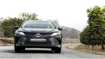 Toyota Camry- Expert Review