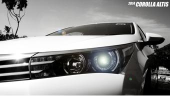 Toyota Corolla Altis- Expert Review
