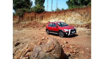 Toyota Etios Cross- Expert Review