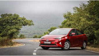 Toyota Prius- Expert Review