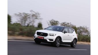 Volvo XC40- Expert Review