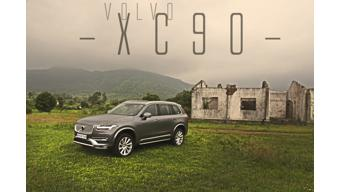 Volvo XC90- Expert Review