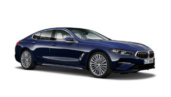 BMW 8 Series 840i Gran Coupe