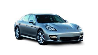 Porsche Panamera 4 Petrol
