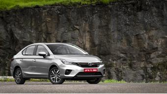 2020 Honda All New City First Drive Review