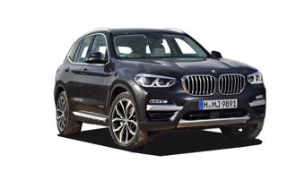 BMW X3 xDrive 30i Luxury Line