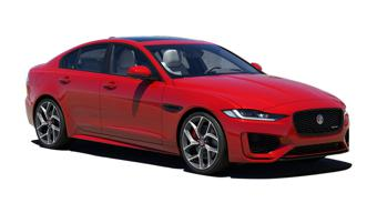 Jaguar XE Vs Volvo S60 Cross Country