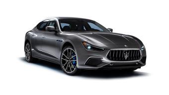 BMW 8 Series Vs Maserati Ghibli