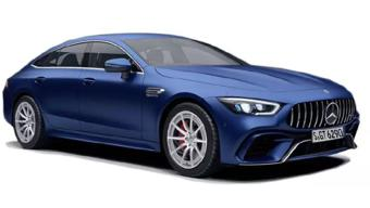 Mercedes Benz AMG GT 4-Door Coupe 63 S