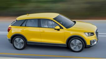 Audi Q2 now offered in top-spec 190bhp petrol trim