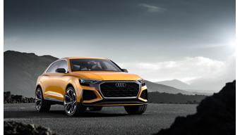 Audi to begin production of Q8 and Q4 in 2018 and 2019 respectively