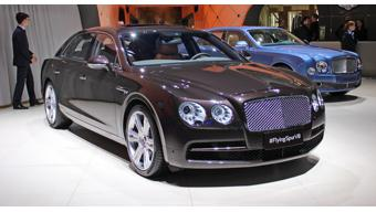 Bentley launches Flying Spur V8 variant in India priced at Rs 3.1 crore