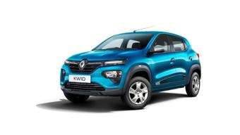 Renault Kwid RXL 1.0L variant introduced in India at Rs 4.16 lakh