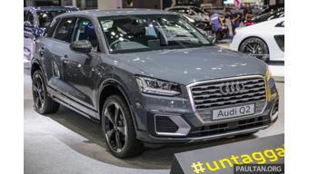 India-bound Audi Q2 launched at Bangkok Motor Show