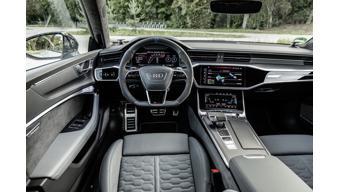 Audi RS7 Sportback Photos