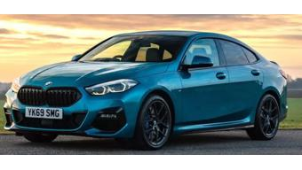 Upcoming BMW  2 Series Gran Coupe