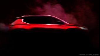 Nissan Compact SUV Image