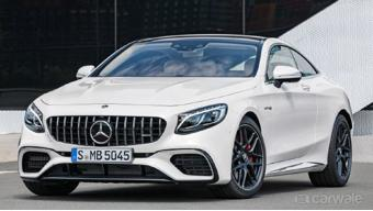 Mercedes-AMG to launch S 63 Coupe in India tomorrow