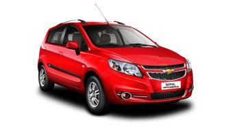 Chevrolet Sail Hatchback Mileage Sail Hatchback Diesel Petrol