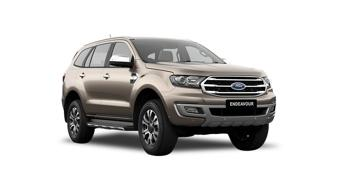 Ford Endeavour Vs Honda CR-V